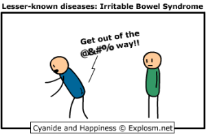 how to get rid of irritable bowel syndrome bloating