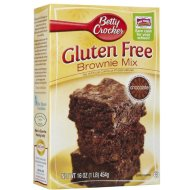 Betty Crocker Gluten Free Brownie Mix - A Sweet Low FODMAP Treat