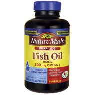 Nature Made Fish Oil with Omega-3 for IBS