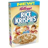 Gluten Free Rice Krispies Cereal - A Favorite Low FODMAP Food