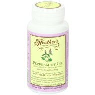 Heather's Peppermint Oil Capsules for IBS