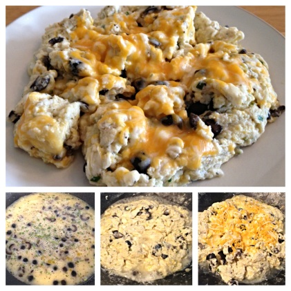 Low FODMAP Scrambled Eggs Recipe