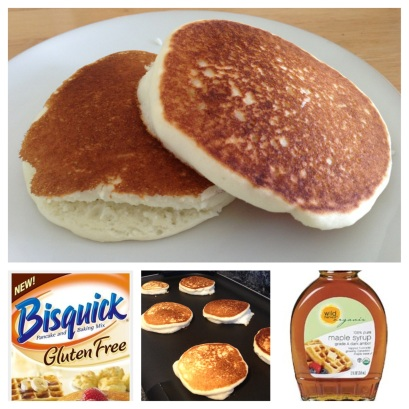 Low FODMAP Pancakes