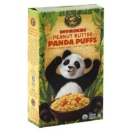 Panda Puffs Cereal - A Favorite Low FODMAP Food