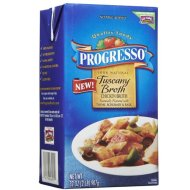 Progresso Tuscany Chicken Broth - A Favorite Low FODMAP Product