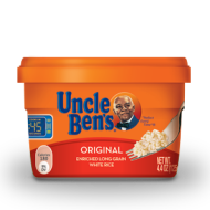Uncle Ben's Rice Cups - A Favorite Low FODMAP Food