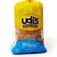 Udi's Gluten Free White Bread - A Favorite Low FODMAP Food