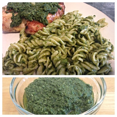 Low FODMAP Pesto Sauce Recipe