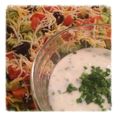 Low FODMAP Ranch Dressing